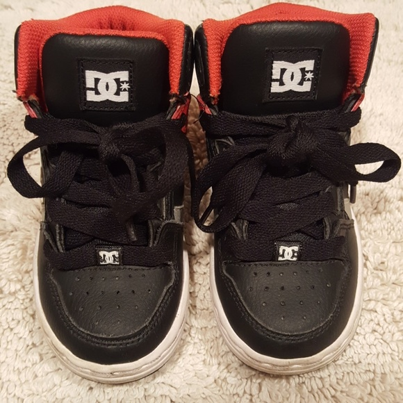 DC Shoes | Boys Dc High Top Sneakers